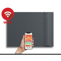 KLIMA 7 Wi-Fi szara - 750W grzejnik elektryczny energooszczędny