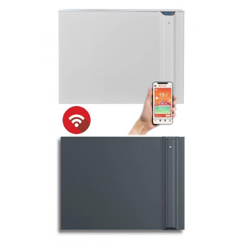 KLIMA 10 Wi-Fi biała lub szara - 1000W grzejnik elektryczny energooszczędny