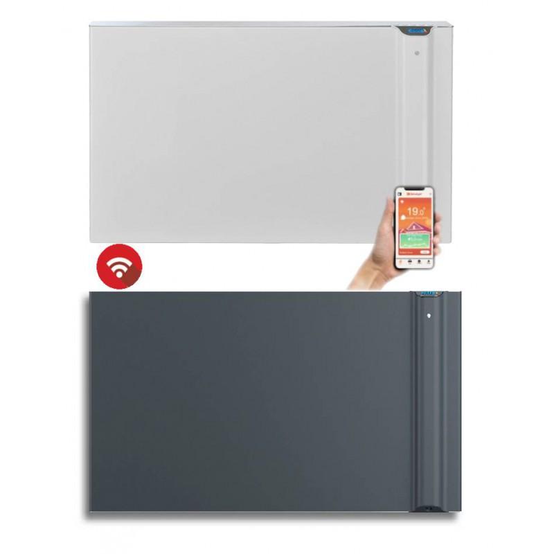 KLIMA 15 Wi-Fi biała lub szara - 1500W grzejnik elektryczny energooszczędny