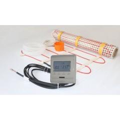 Novli zestaw 1 - Mata grzewcza NVMGW + termostat programowalny - 7 m2 - 150 W/m2