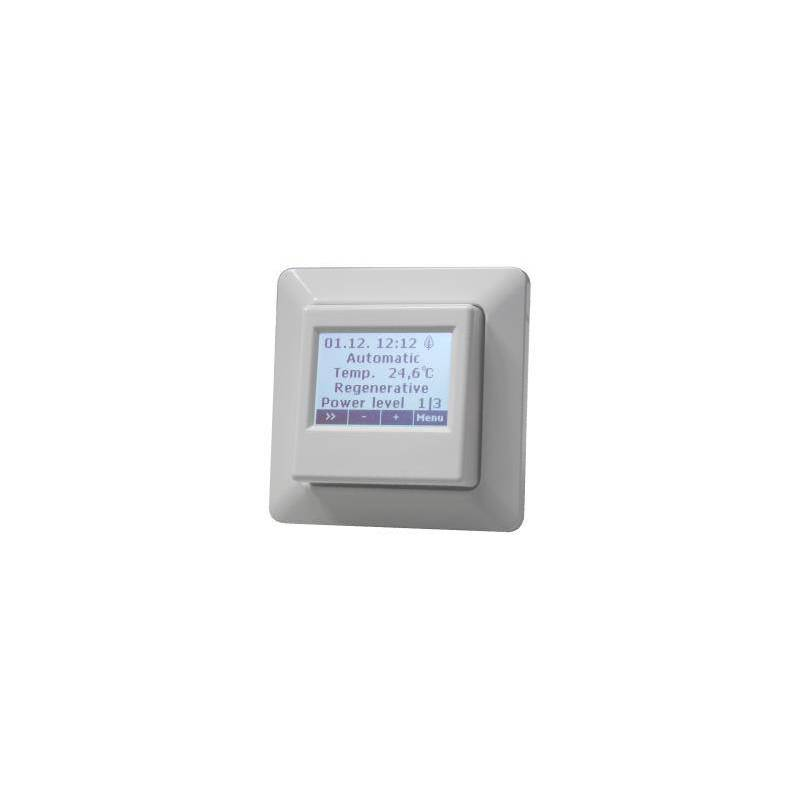 Termostat HEM93082 do dwuobwodowych mat grzewczych Green oraz Turbo