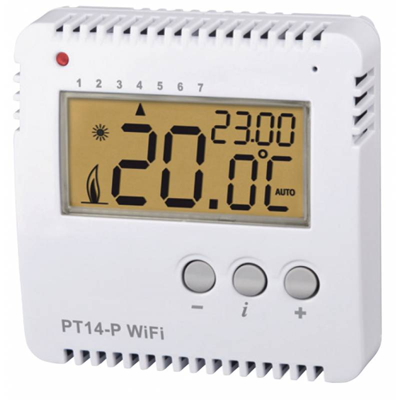 Programowalny termostat PT14-P Wi-Fi