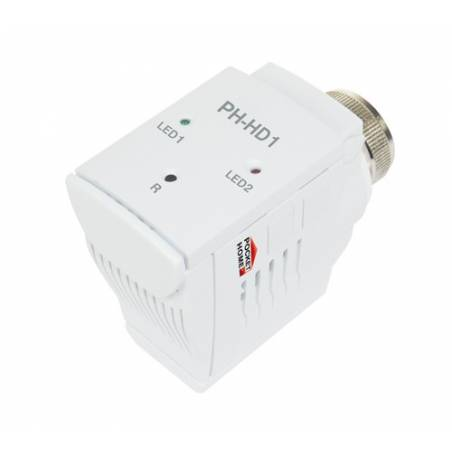 Bezprzewodowa głowica grzejnika wodnego PH-HD03 do PH-BHD lub PH-CJ37