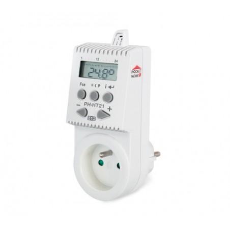 Termostat do termoelektrycznych zaworów PH-HT21 - inteligentny dom