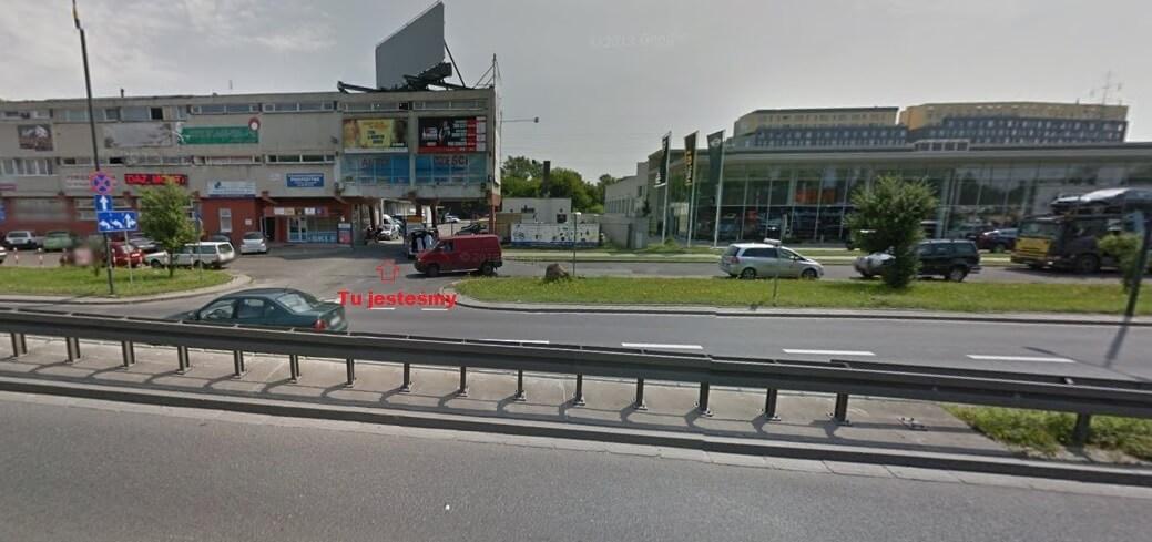 Dojaz do salonu z grzejnikami elektrycznymi w Warszawie