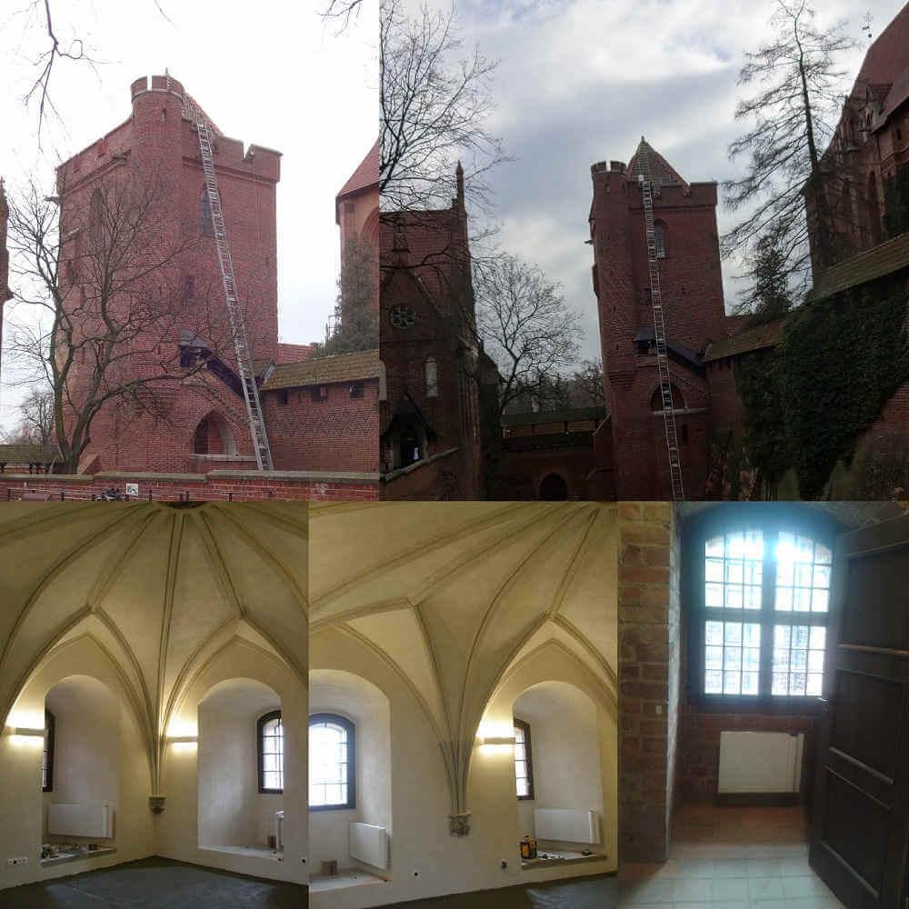 Grzejniki elektryczne KLIMA zamontowane w Malborku