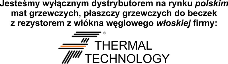 Maty grzewcze thermal technology