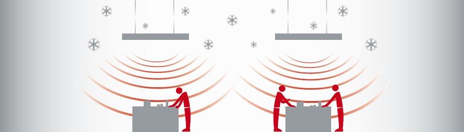 Tworzenie stref komfortu dla pracowników za pomocą grzejników elektrycznych THERMO HT22